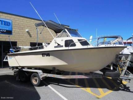 CHIVERS SPORTS FISHERMAN GREAT ALL ROUND PERFORMANCE   Motorboats & Powerboats   Gumtree Australia Wanneroo Area - Wangara   1125358614