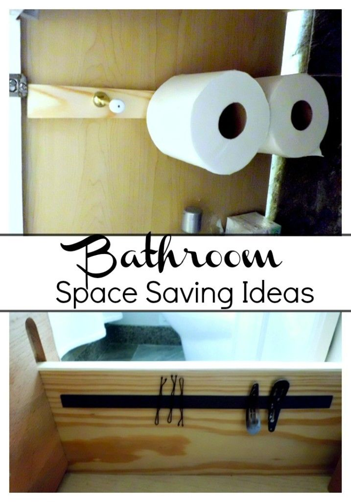 Bathroom Redo Details And Space Saving Ideas Toilets