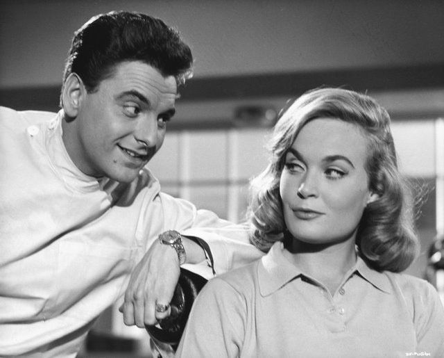 Shirley Eaton & Bob Monkhouse UNSIGNED photo - H7202 - Dentist on the Job | DVDs, Films & TV, Film Memorabilia, Photographs | eBay!