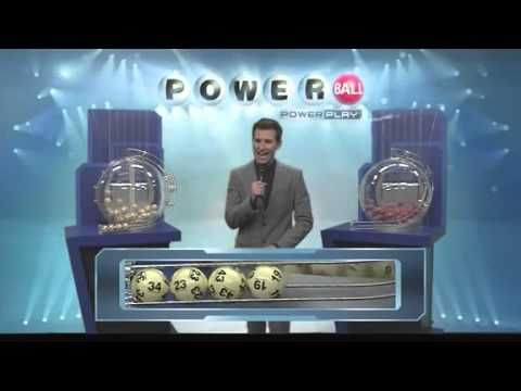 Powerball Lotto Results Wednesday 19th March 2014
