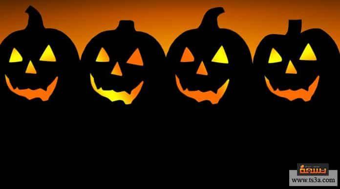 كيف بدأت تقاليد الاحتفال بـ عيد الهالوين وما هي طقوسه Https Www Ts3a Com D8 B9 D9 8a D8 Af D8 A7 D9 84 D9 87 D8 A7 D9 84 Pumpkin Carving Carving Pumpkin