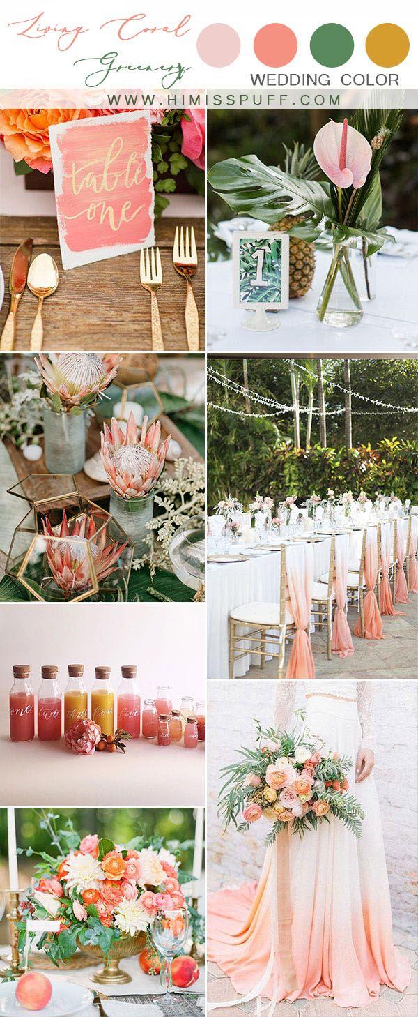 Top 10 Wedding Color Scheme Ideas For 2021 Spring Wedding Colors Green Wedding Colors Summer Wedding Colors