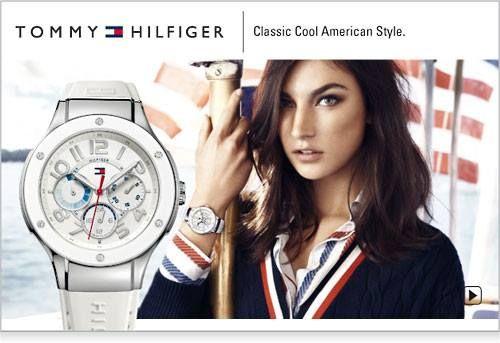 Δείτε τα νέα γυναικεία ρολόγια της TOMMY HILFIGER!!! http://www.oroloi.gr/index.php?cPath=227