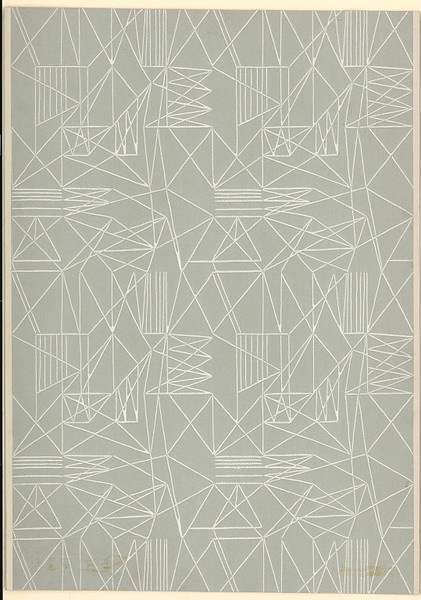 Prisma wallpaper by Lucienne Day
