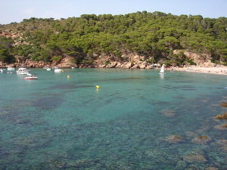 Playas Gemelas, Menorca, Baleares Spain