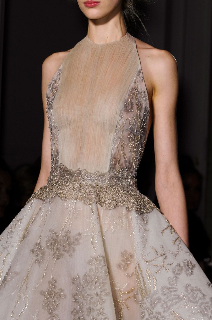 Valentino at Couture Spring 2013 (Details)