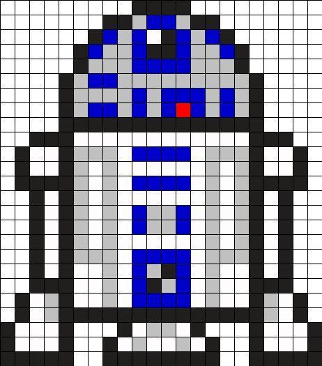Star Wars Perler Bead Patterns   U Create   Bloglovin'