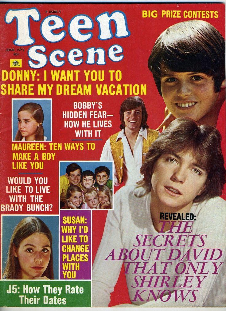 Magazine scene teen