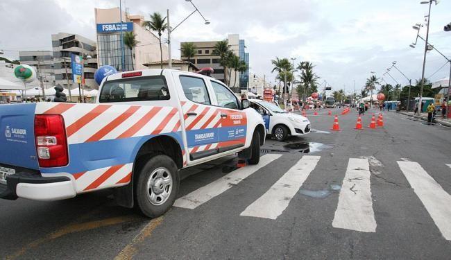 Trânsito será alterado em Salvador a partir desta sexta - Trânsito | Portal A TARDE