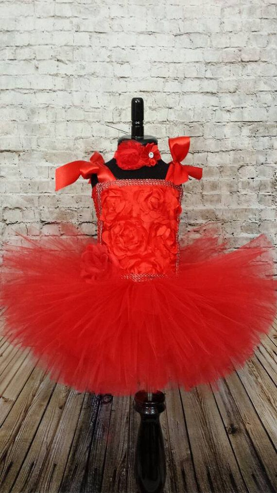 Check out this item in my Etsy shop https://www.etsy.com/listing/273503842/red-tutu-dress-pageant-dress-birthday