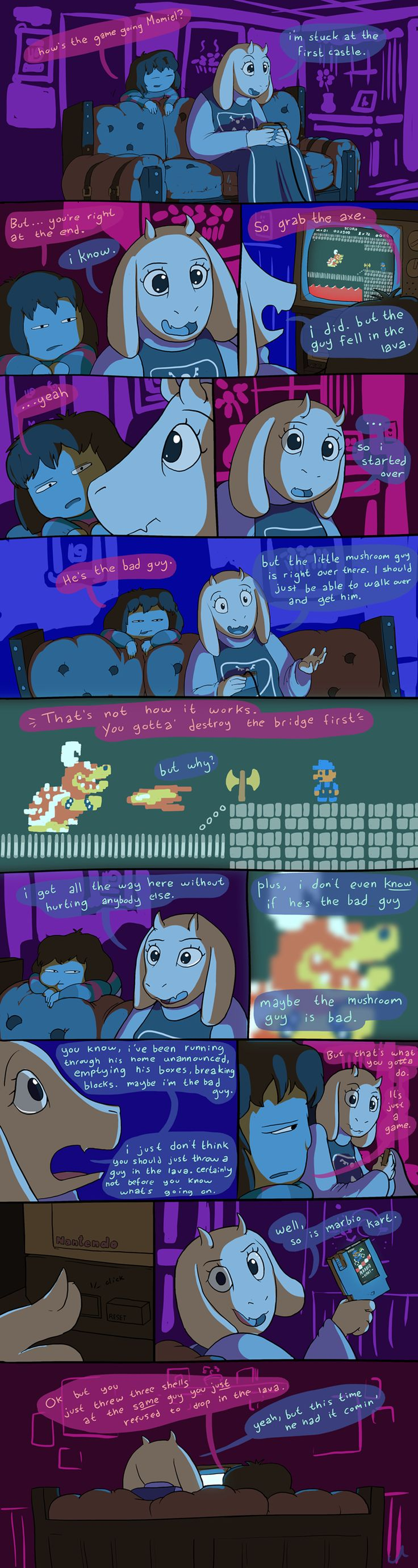 It's Just a Game #Undertale
