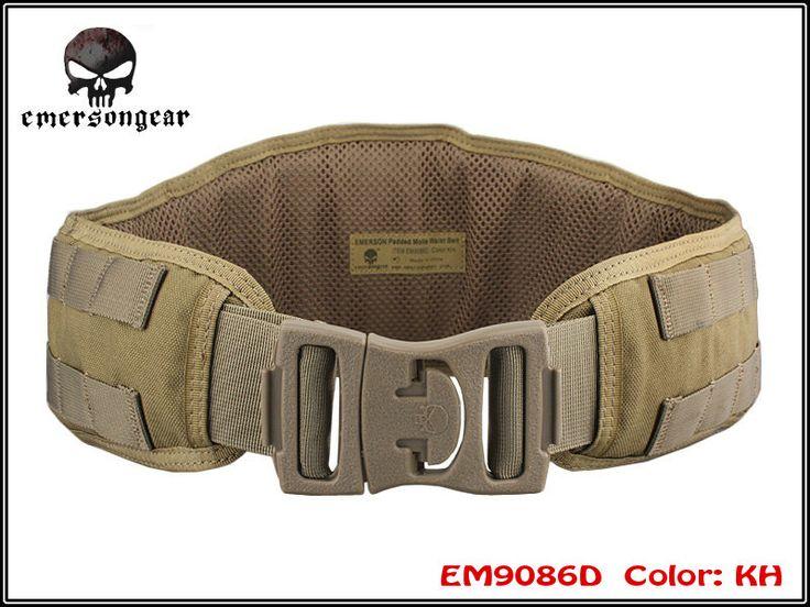 $27.99 (Buy here: https://alitems.com/g/1e8d114494ebda23ff8b16525dc3e8/?i=5&ulp=https%3A%2F%2Fwww.aliexpress.com%2Fitem%2FEmerson-Molle-Waist-Belt-Sportswear-Padded-Waist-Support-Mens-Belts-Tactical-Hunting-Belt-Airsoft-Combat-Camo%2F32674756775.html ) Emerson Molle Waist Belt Sportswear Padded Waist Support Mens Belts Tactical Hunting Belt Airsoft Combat Camo Army Belt for just $27.99