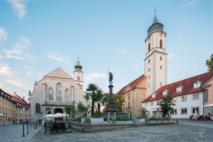 Lindau Germany churches