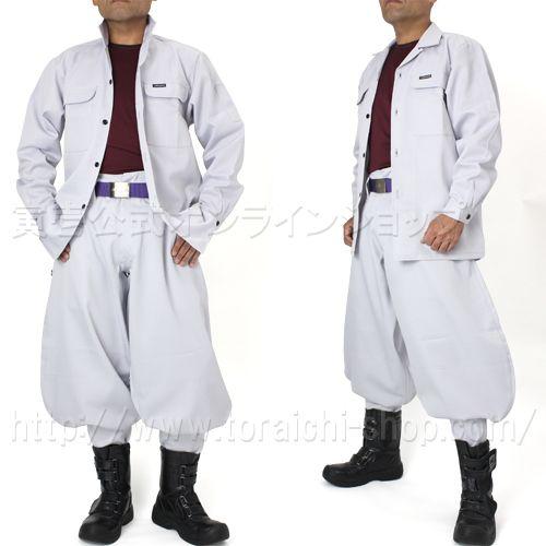 Toraichi 2530-133 NP open shirt 2530-410 Cho long pants