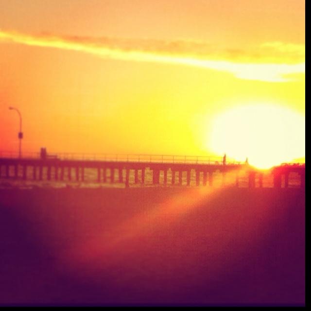 Altona beach (vic)... New Years