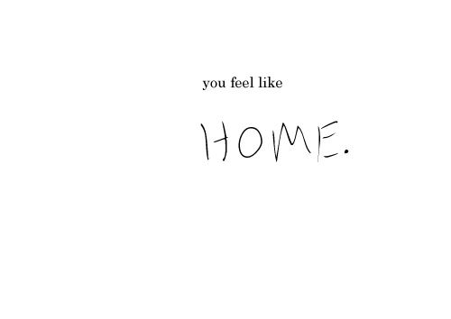 :: QUOTES :: sometimes it's not just what we see but the warm love of those we share what we love makes a house feel like home