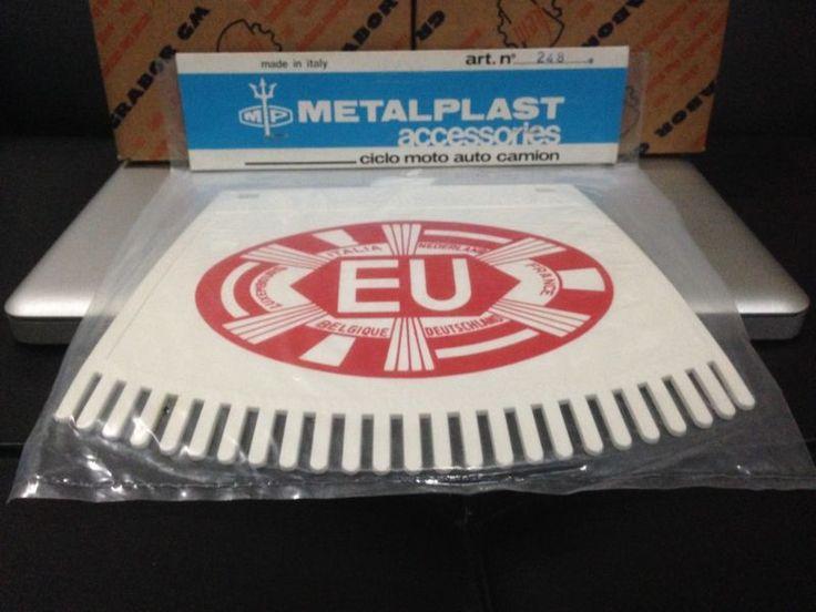 """Mudflap Metalplast """"EU"""""""