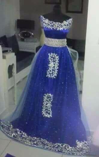 Très belle Blouza pour mariée