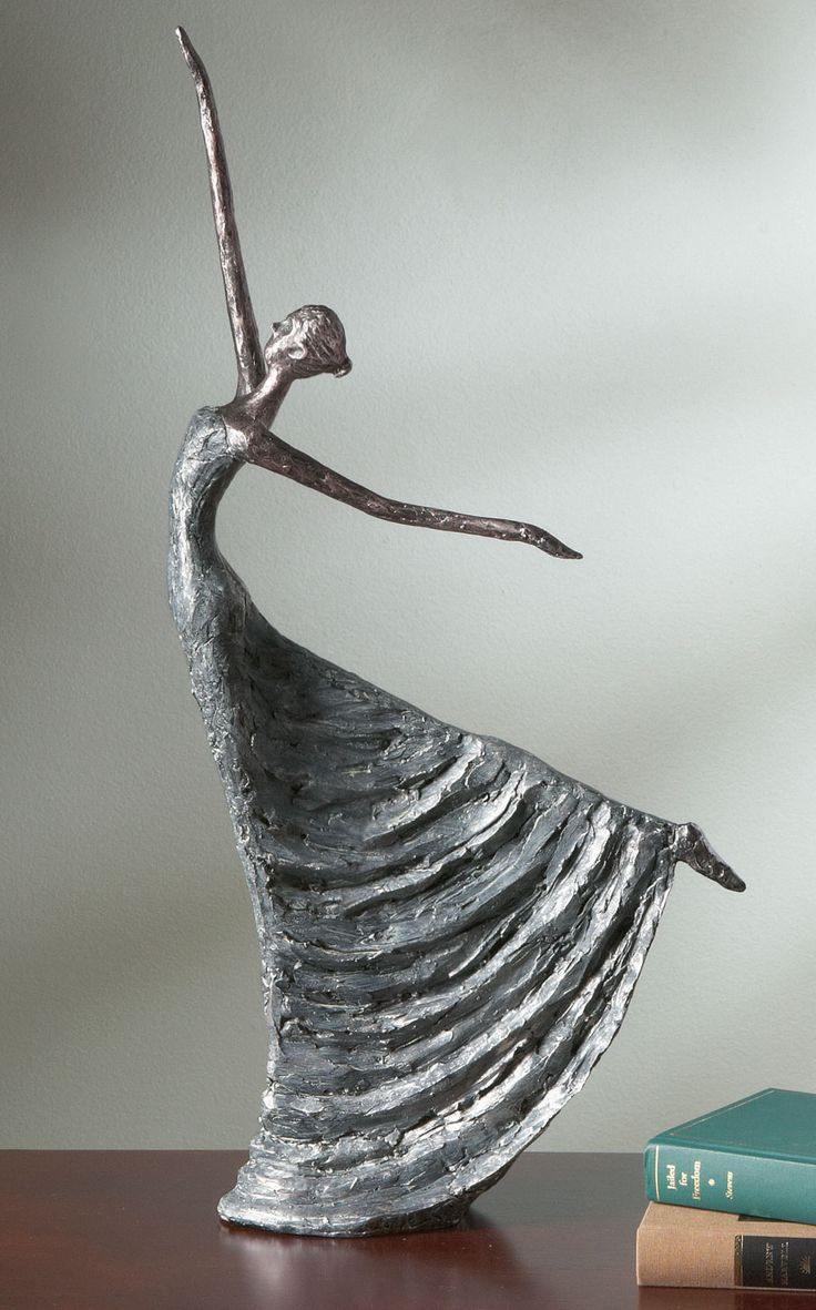 Love this free spirit dancer - La Danse Sculpture - Acacia