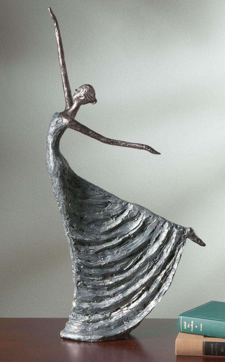 Love this free spirit dancer - La Danse Sculpture - Acacia