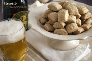 Biscotti alla Birra Frumentum