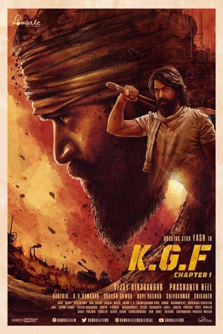 Kgf Chapter 1 2018 Hindi Dubbed Pre Dvdrip Kgf 2018 Hindi