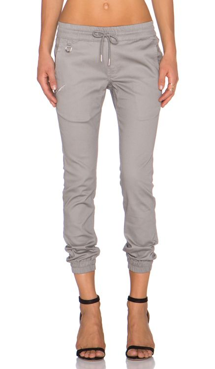 Publish Sprinter Jogger in Grey | REVOLVE