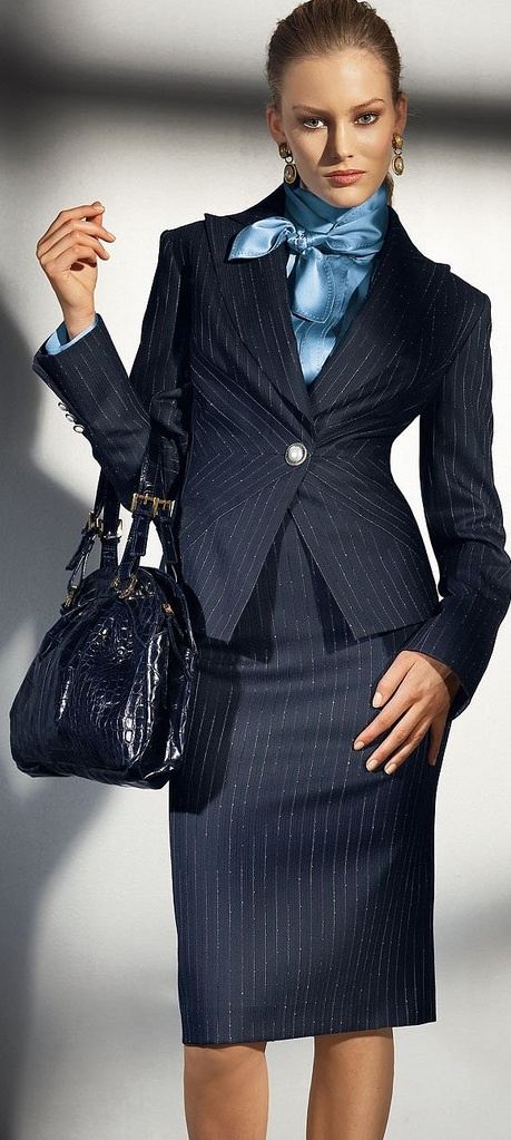 office chic ♥✤ | office style (Classic) | Pinterest | Interview ...