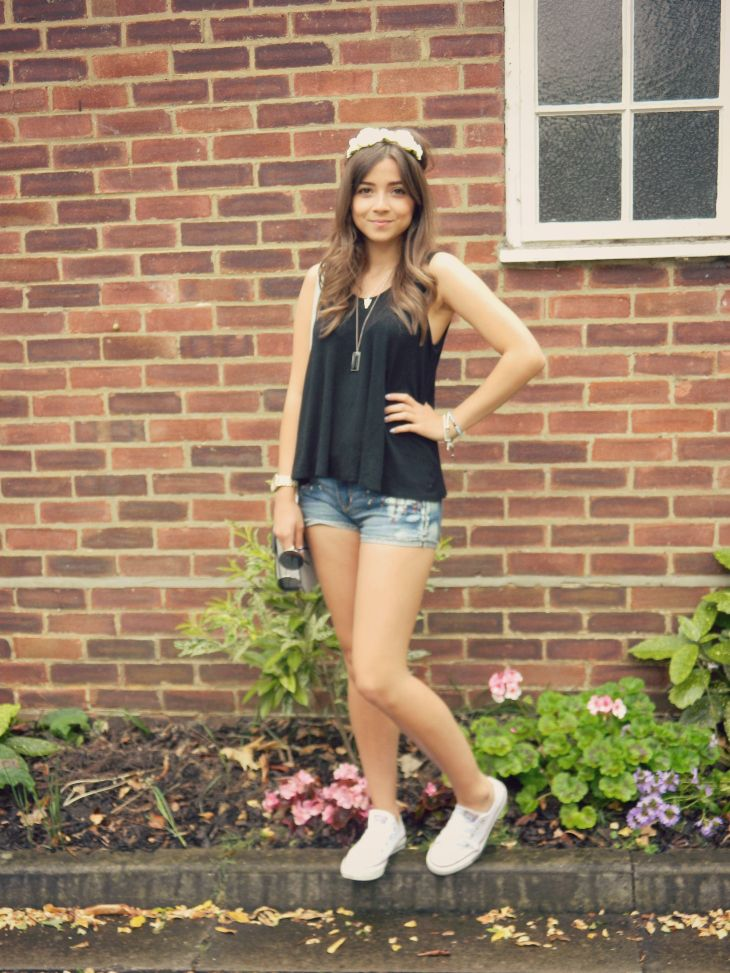Fashion | Wireless Festival Outfit