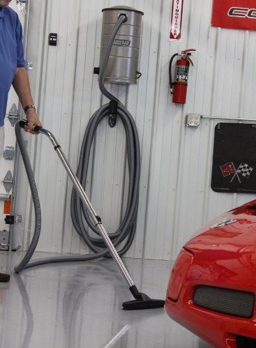 Vacumaid Gv50pro Professional Wall Mounted Utility Vacuum