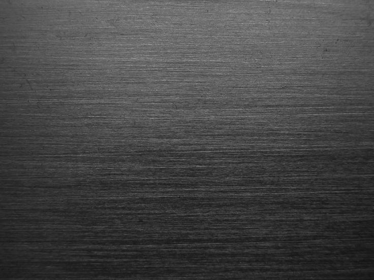 dark brushed metal texture steel - stock photo    -  Colors:  Grey