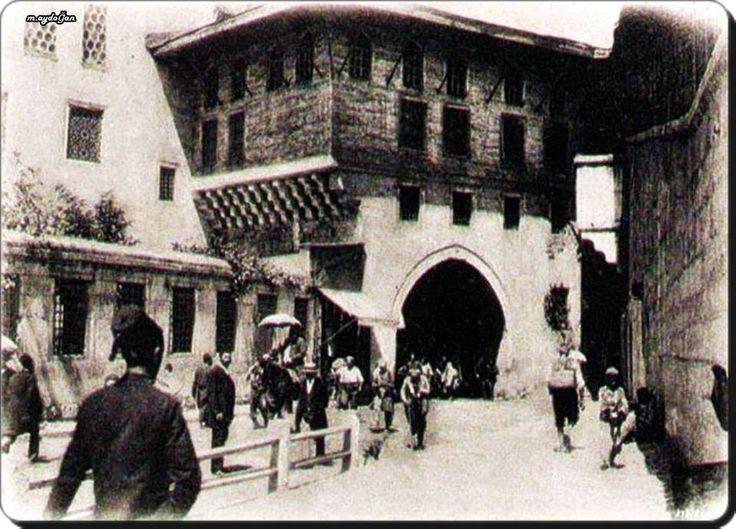 Eminönü - 1900'ler