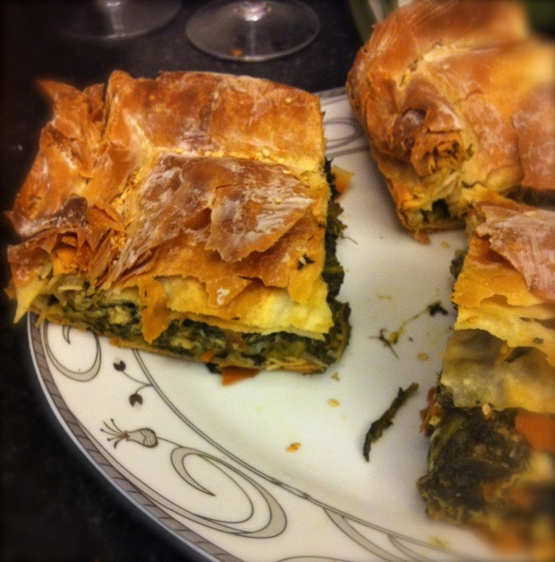 Spanakopita (Greek Spinach Pie) | Food and recipe Ideas | Pinterest