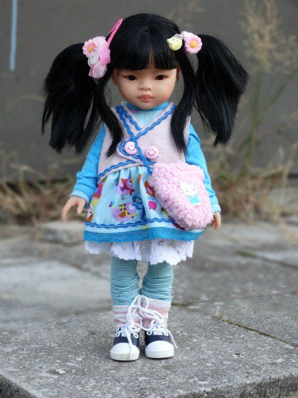 Моя Аками / Paola Reina, Antonio Juan и другие испанские куклы / Бэйбики. Куклы фото. Одежда для кукол