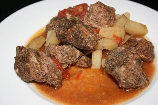 A Year of Slow Cooking: CrockPot Lamb Vindaloo Recipe