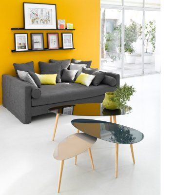 table basse deco decoracion con amarillo decoraci n. Black Bedroom Furniture Sets. Home Design Ideas