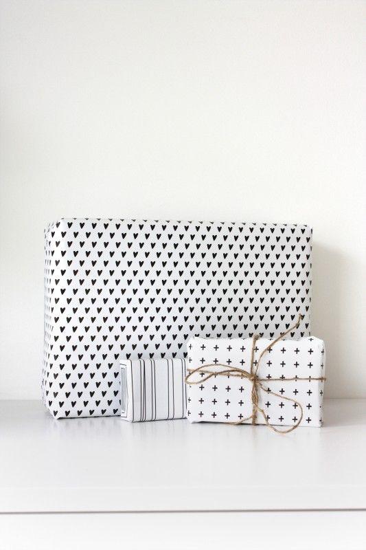 KADOPAPIER SET | KADOPAPIER | gift wrapping paper | PAQHUIS
