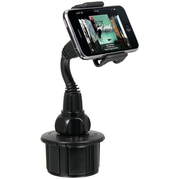 MACALLY MCUP Adjustable Cup Holder for iPhone(R)-iPod