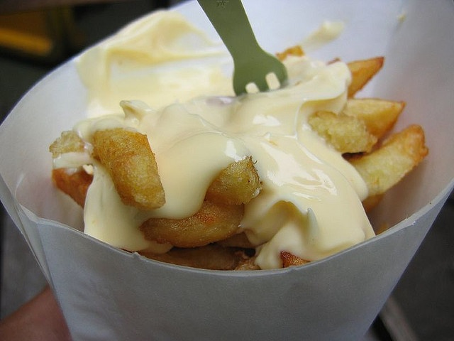 Chips and Mayo