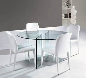 Form Dining   Round From Viva Modern.