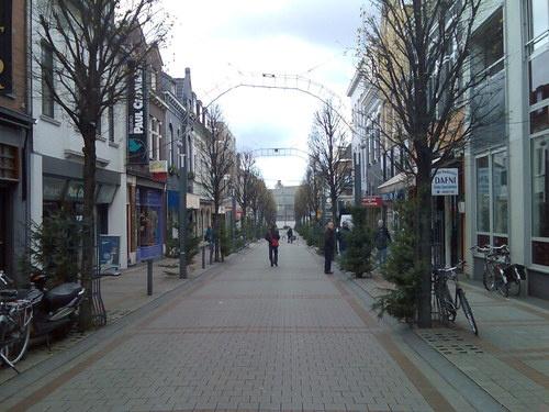 Oranje Nassaustraat in Heerlen