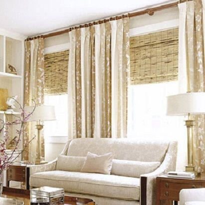 Window+Treatment+Ideas | Window Treatment Ideas on Curtains and Drapes window treatments ...