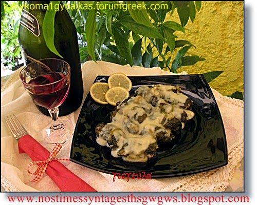 DOLMADES WITH LETTUCE(LETTUCE ROLES WITH MINCED MEAT FILLING) | deliciousrecipesofgogo