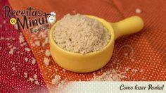 Como fazer farinha Panko Ingredientes - Pão de Forma Branco ou Integral sem grãos, - Liquidificador, - Forma, - Saco Zip