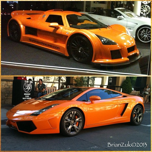 19 best super cars images on pinterest cool cars nice cars and which one of these two orange beast would you have fandeluxe Image collections