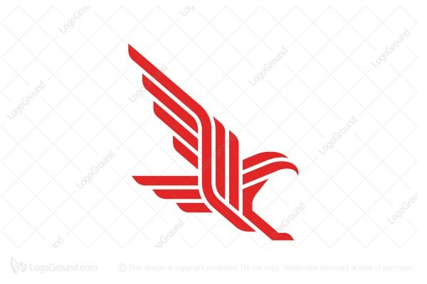 Logo for sale: Multi-lines Eagle Logo. Unique multi-lines eagle logo. The symbol itself will looks nice as social media avatar and website or mobile icon .multiple lines monoline eagle falcon eagle logo logos eagle falcon hawk logo logos Finance company Financial investment Credit union eCommerce consultant clothing consultation Construction Accounting Financial young modern simple stability product business brand buy purchase design graphic unique recognized professional