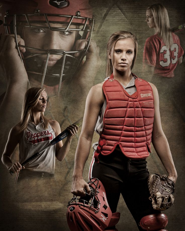 #jandcimaging #manhattanks #sportsphotography #softball #toughgirl  Photo by: John LaBarge