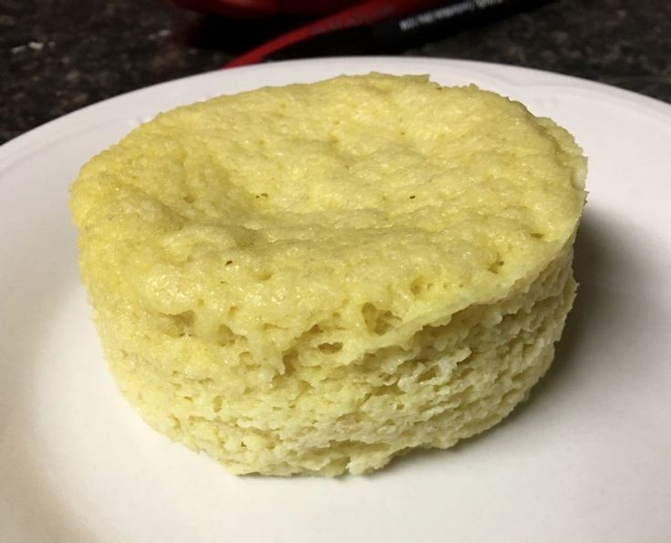 90 Second Almond Flour Bread Recipe