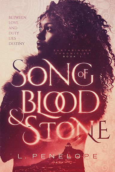 """Absolutely phenomenal cover by James T. Egan of Bookfly, for """"Song of Blood and Stone"""" (author: L. Penelope). Want, want, want."""