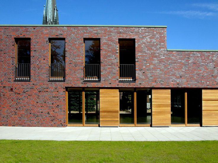 Stadtvilla klinker dunkel  29 besten Wittmunder Klinker - Architekturklinker ...